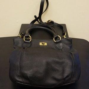 J Crew pebbled leather Shoulder Bag
